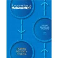 Fundamentals of Management Plus NEW MyManagementLab with Pearson eText -- Access Card Package