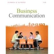 Business Communication, 16th Edition