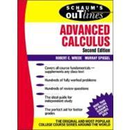 Schaum's Outline of Advanced Calculus, Second Edition