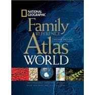 National Geographic Family Reference Atlas, Second Edition