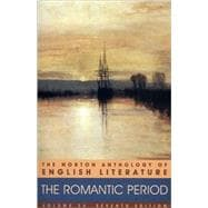 Norton Anthology of English Literature Vol. 2 : Romantic Period