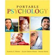 Portable Psychology (with MyPsychLab with E-Book Student Access Code Card)