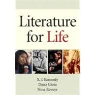 Literature for Life with NEW MyLiteratureLab with Literature Collection eText -- Access Card Package