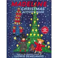Madeline Christmas Activity Book