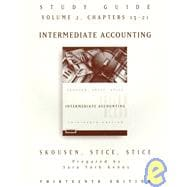 Intermediate Accounting Study Guide
