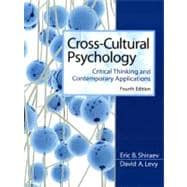 Cross-Cultural Psychology : Critical Thinking and Contemporary Applications
