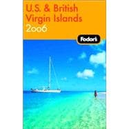 Fodor's U.S. and British Virgin Islands 2006