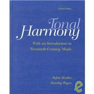 Tonal Harmony: Revised Edition