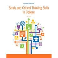 Study and Critical Thinking Skills in College