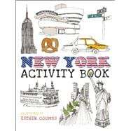 New York Activity Book 9781908985705R
