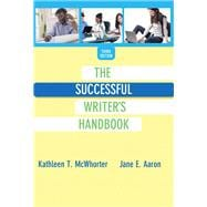 Successful Writer's Handbook, The,  Plus MyWritingLab with eText -- Access Card Package
