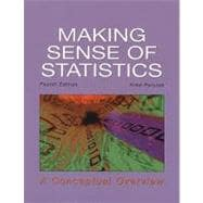 Making Sense of Statistics : A Conceptual Overview