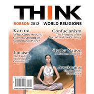 THINK World Religions Plus MySearchLab with eText -- Access Card Package