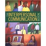 Interpersonal Communication Book Value Package (includes MyCommunicationLab with E-Book Student Access )