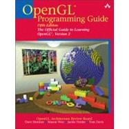 OpenGL Programming Guide : The Official Guide to Learning OpenGL, Version 2