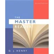Master Reader, The (with MyReadingLab Student Access Code Card)