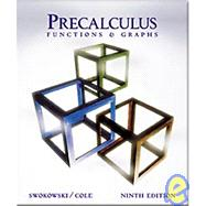 Precalculus Functions and Graphs (with CD-ROM, Make the Grade, and InfoTrac)