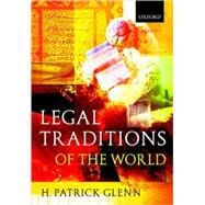 Legal Traditions of the World Sustainable Diversity of Law