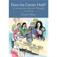 Does the Center Hold?: An Introduction to Western Philosophy