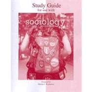Student Study Guide for use with Sociology 12/e