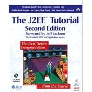 The J2EE(TM) Tutorial