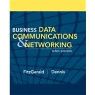 Business Data Communications and Networking, 10th Edition