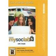 MySocLab with E-book Student Access Code Card for Social Problems (standalone)