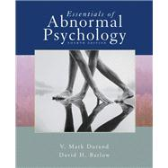 Essentials Of Abnormal Psychology