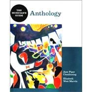 Anthology For The Musician's Guide To Theory And  Analysis