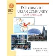 Exploring the Urban Community : A GIS Approach