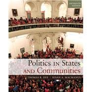 Politics in States and Communities Plus MySearchLab with eText -- Access Card Package