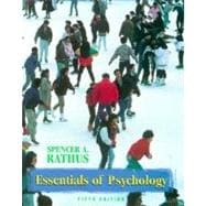 Essentials of Psychology with Book