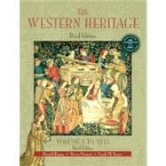 Western Heritage, Volume I, The: To 1715, Brief Edition
