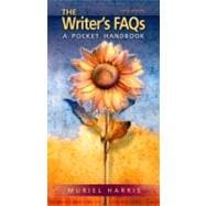 Writer's FAQ's, The: A Pocket Handbook