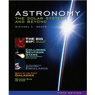 Astronomy The Solar System and Beyond (with CengageNOW, Virtual Astronomy Labs Printed Access Card)