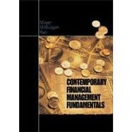 Contemporary Financial Management Fundamentals with Infotrac