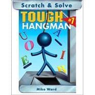 Scratch & Solve� Tough Hangman #1