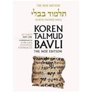 ISBN 9789653015777 product image for Koren Talmud Bavli: The Noe Edition : Ketubot | upcitemdb.com