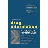 Drug Information : A Guide for Pharmacists