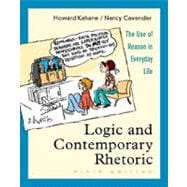 Logic and Contemporary Rhetoric The Use of Reason in Everyday Life (with InfoTrac)