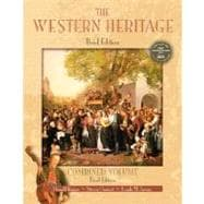 Western Heritage, The: Combined Brief Edition with CD-ROM