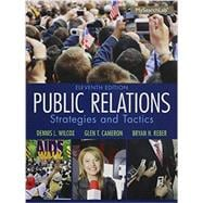 Public Relations Strategies and Tactics Plus MySearchLab with eText -- Access Card Package