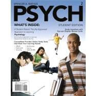 PSYCH (with Review Cards and Psychology CourseMate with eBook Printed Access Card)