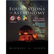 Foundations of Astronomy (with AceAstronomy�, Virtual Astronomy Labs Printed Access Card)