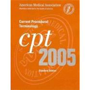 Current Procedural Terminology: CPT 2005 (Standard Edition, Thumb indexed Softbound Version)