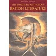 Longman Anthology of British Literature, Volume 2A, The: The Romantics and Their Contemporaries