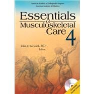 Essentials of Musculoskeletal Care (Book with DVD-ROM + Access Code)