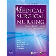 Medical-Surgical Nursing: Assessment and Management of Clinical Problems (Single Volume with CD-ROM)
