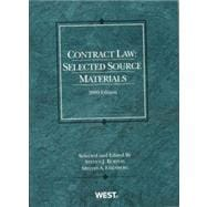 Contract Law : Selected Source Materials, 2009 Edition