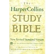 Harpercollins Study Bible Standard Version with the Apocryphal/Deuterocanonical Books